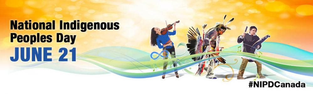 June 21st is National Indigenous Peoples Day