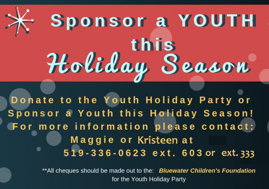 Youth Holiday Party